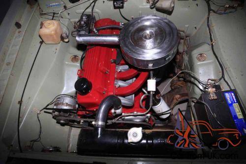 Chrysler Valiant VE Sedan, Slant Six  Lots of new parts  Excellent  Mechanically