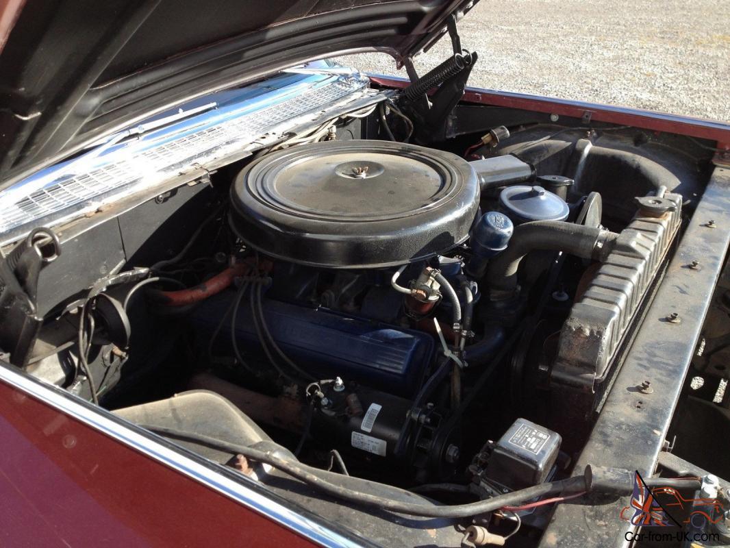 1959 Cadillac DeVille | eBay