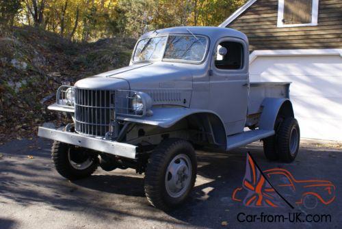 1940'S Dodge Power Wagon For Sale >> 1941 Dodge Power Wagon Wc 12