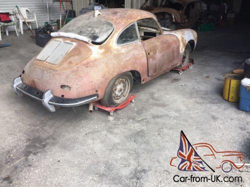1963 Porsche 356 356b t6