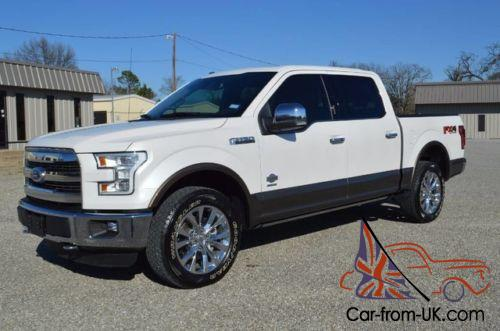 2015 Ford F 150 King Ranch Supercrew Fx4
