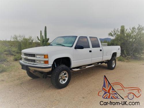 1997 Chevy Silverado For Sale >> 1997 Chevrolet C K Pickup 3500 Silverado