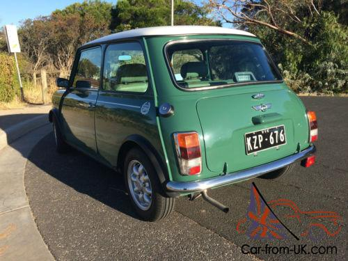 Classic Mini Cooper 1997 - EFi, Airbag, Air Conditioning