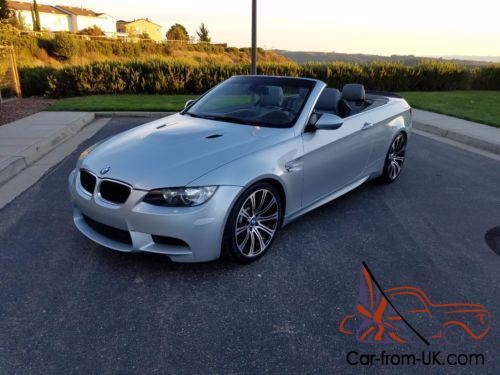 BMW M3 Convertible >> 2011 Bmw M3 Convertible