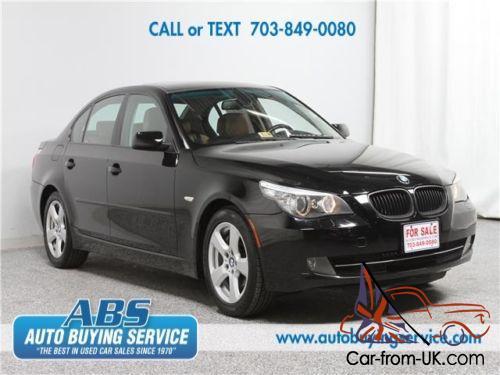 2008 BMW 5-Series 535xI AWD