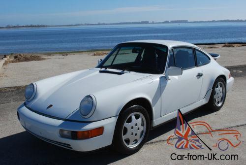 1990 Porsche 964 911 964 C2