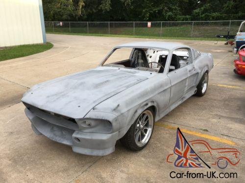 Eleanor Mustang For Sale >> 1967 Ford Mustang Fastback Eleanor Project