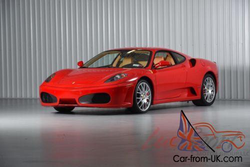 2007 Ferrari F430 Berlinetta F1 Coupe F1