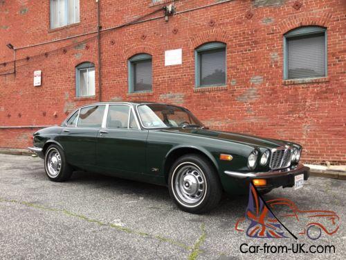 1979 Jaguar XJ6 XJ6L