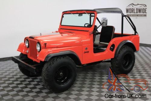Jeep Bimini Top >> 1967 Jeep Cj Restored Bimini Top Lifted Ready For Summer