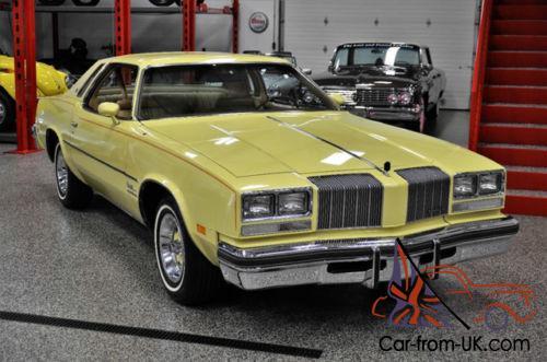1977 Oldsmobile Cutlass --