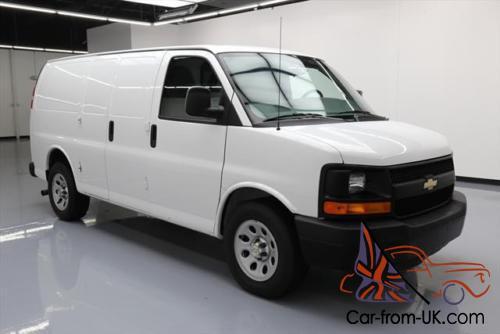 2014 Chevrolet Express CARGO VAN A/C PARTITION WALL