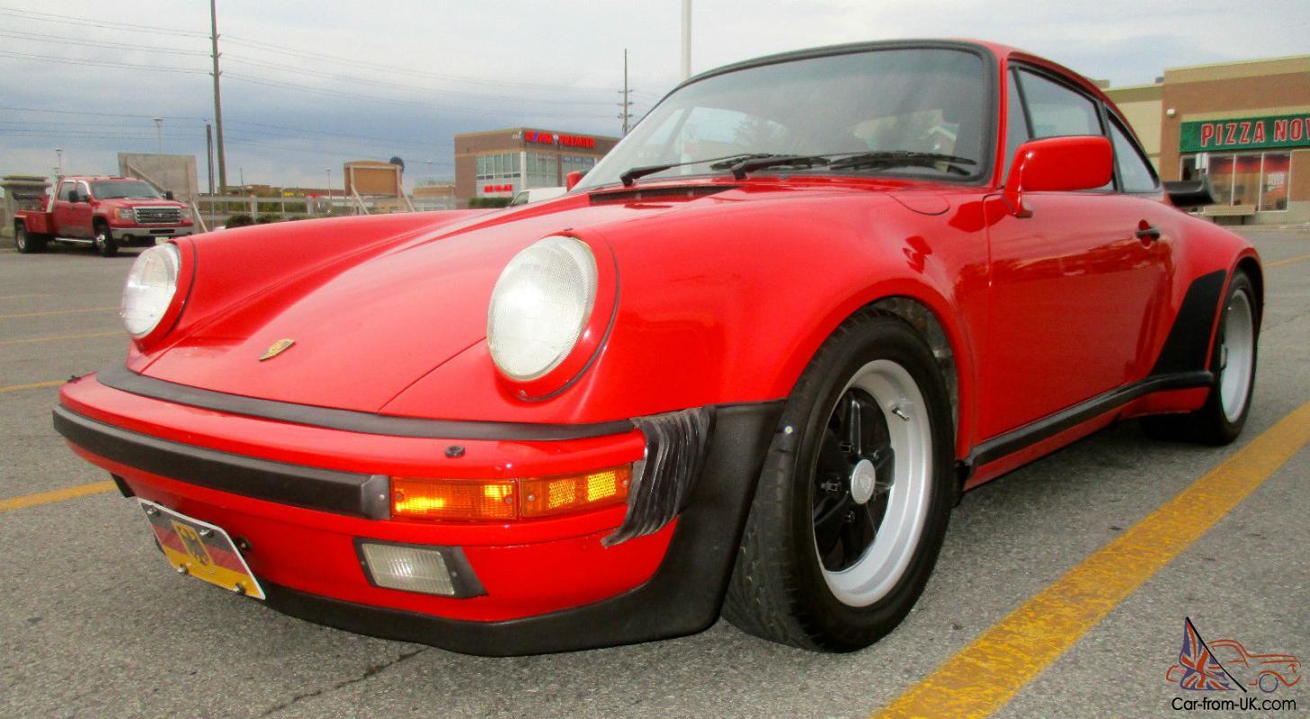 1980 Porsche 930 Turbo Ebay