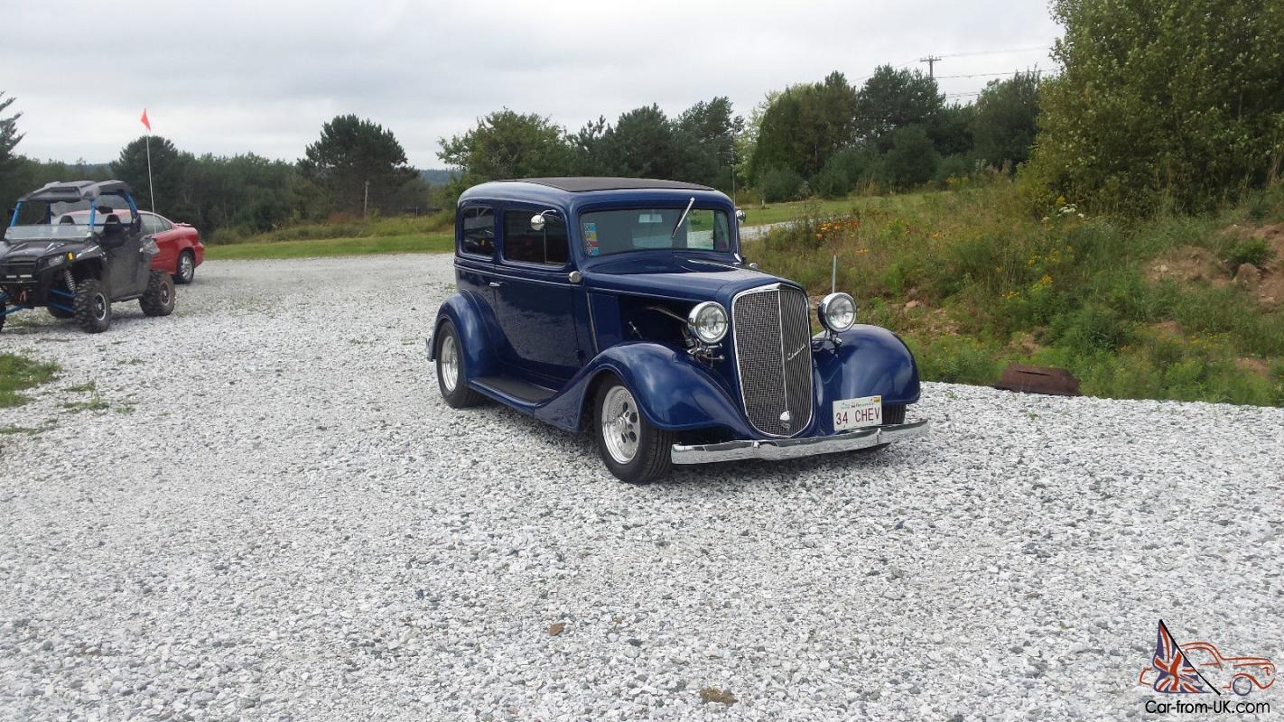 1934 Chevrolet Master 2 door | eBay