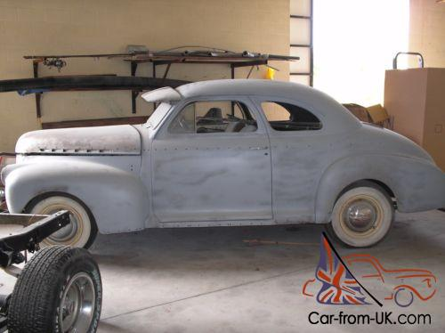 1941 Chevrolet Business Man Coupe