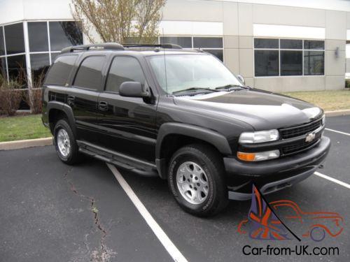 2004 Chevrolet Tahoe Z71 >> 2004 Chevrolet Tahoe Z71