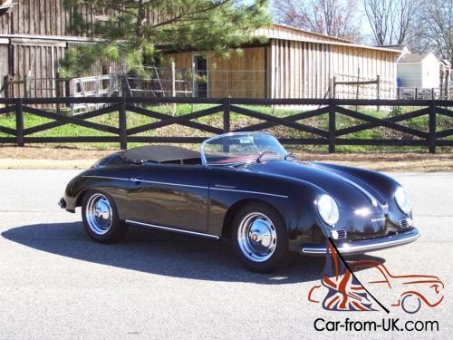 1957 Replica/Kit Makes 356 Speedster Replica