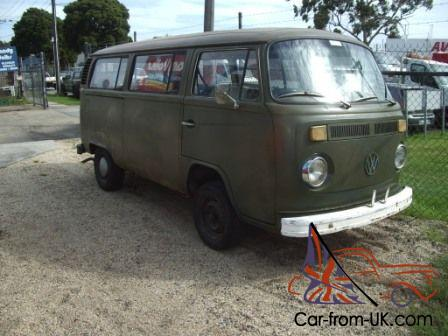Brilliant Volkswagen Kombi Bay Window Micro Bus Caraccident5 Cool Chair Designs And Ideas Caraccident5Info
