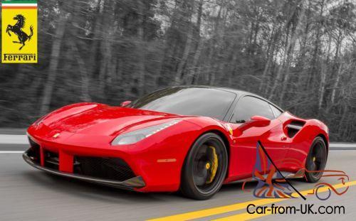 Ferrari Price 2016 >> 2016 Ferrari 488 Gtb