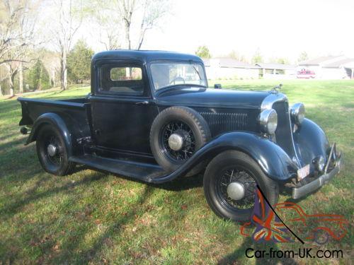 Volvo Of Nashville >> 1933 Dodge Other Pickups