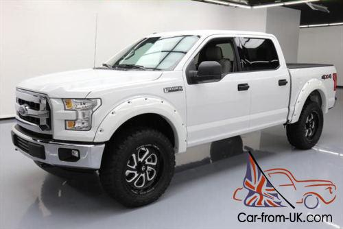 2016 Ford F150 Lifted >> 2016 Ford F 150 Xlt Supercrew 4x4 Lifted 6pass 20 S