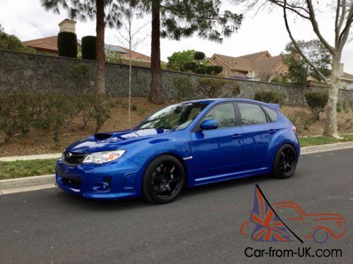 2014 Subaru Impreza Wrx Sti >> 2014 Subaru Wrx Impreza Wrx Sti