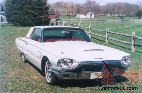 New Reproduction 1964 1965 1966 Ford Thunderbird Manual Antennae Assembly