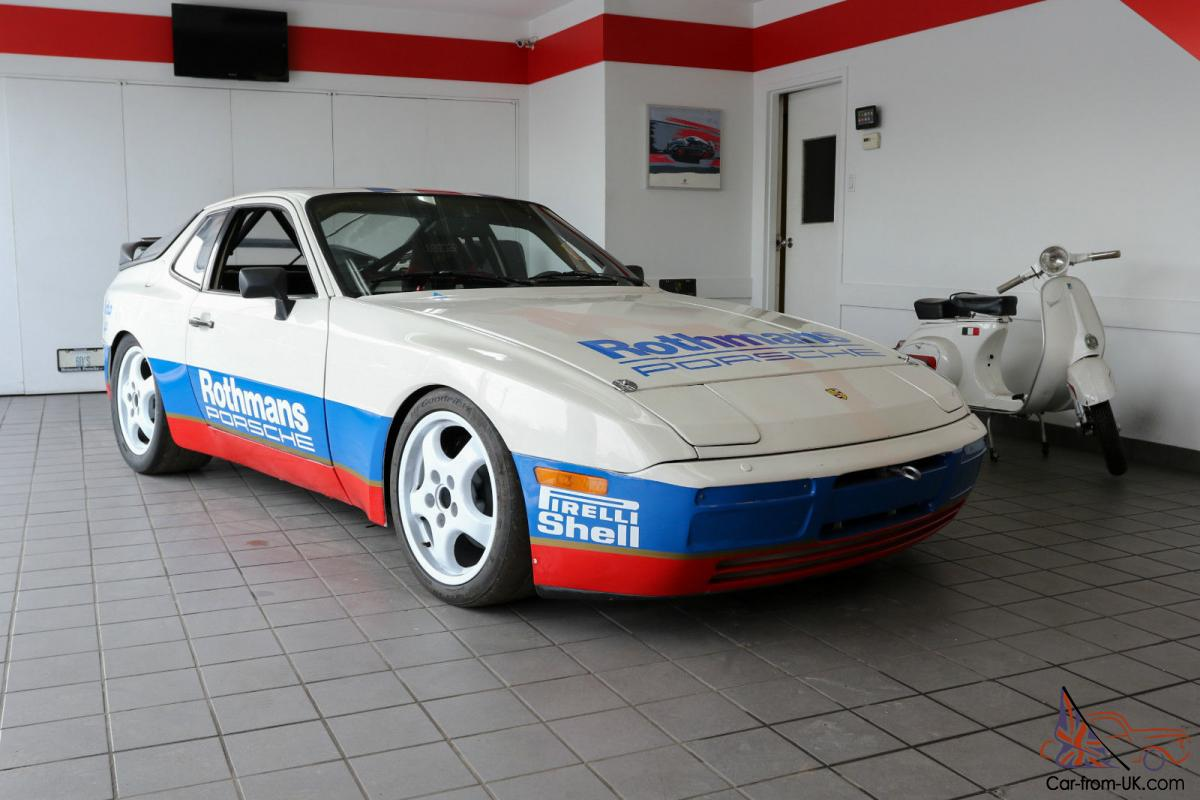 1987 Porsche 944 Clear Ebay For Sale