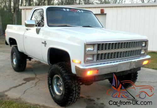 1985 Chevrolet C