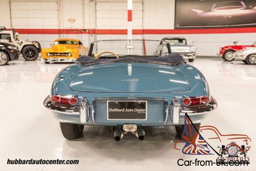 Hubbard Auto Center >> 1963 Jaguar E Type Immaculately Restored 99 92 Jcna First Place Winni
