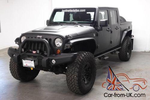 Jeep Brute For Sale >> 2013 Jeep Wrangler Rubicon Aev Brute Hemi