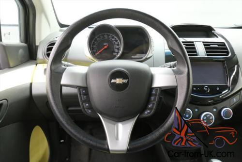 2015 Chevrolet Spark 1LT HATCHBACK MYLINK BLUETOOTH