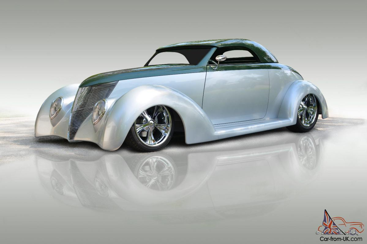 1937 Ford Roadster Convertible Ebay