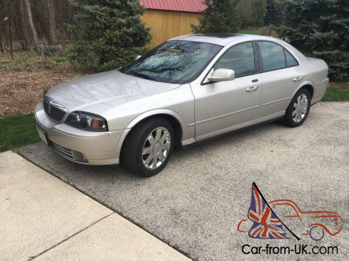 2005 Lincoln Ls V8 >> 2005 Lincoln Ls 4dr Sedan V8 Sport