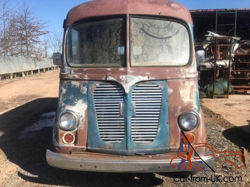 1950 International Harvester Metro Van