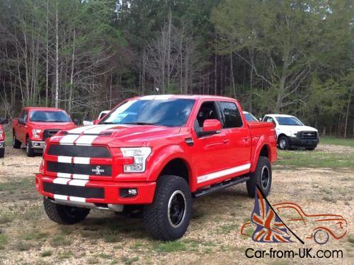 Ford F150 Shelby >> 2017 Ford F 150 Shelby