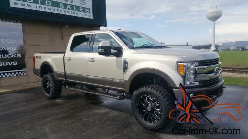 Ford F250 King Ranch For Sale >> 2017 Ford F 250 King Ranch