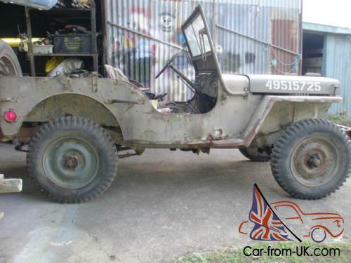 Jeep 1942 Script Ford GPW