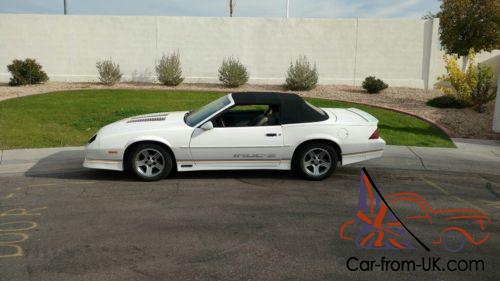 1990 chevrolet camaro z28 iroc z car from uk com