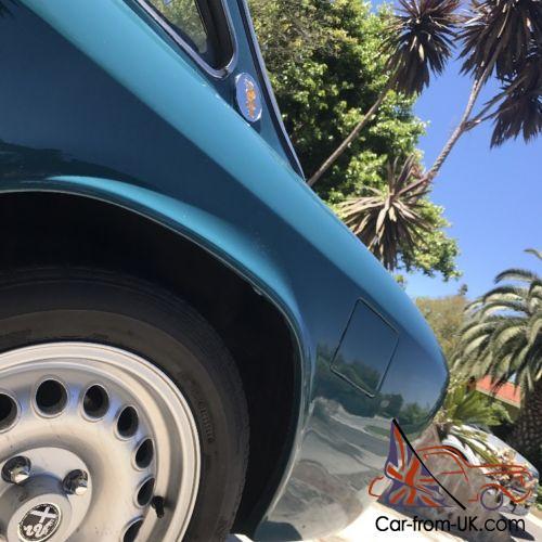 1974 Alfa Romeo GTV GTV 2000 105 Giulia