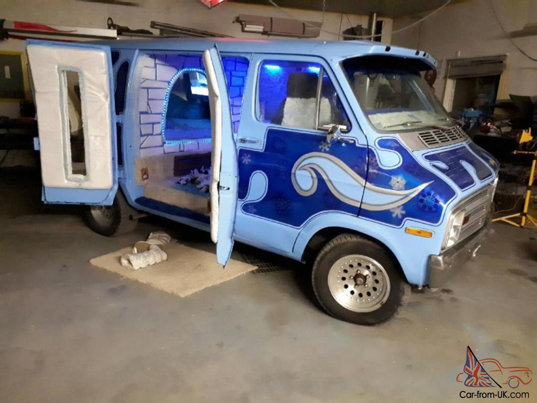 Dodge Ram Van Ebay