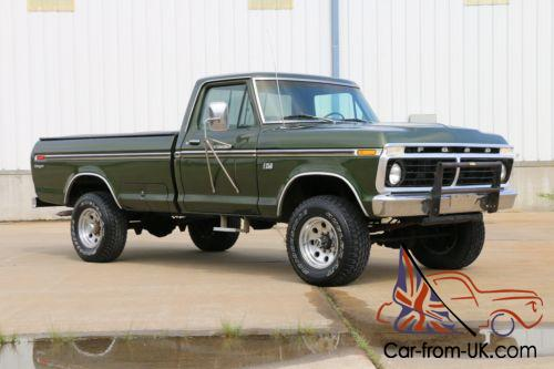 1975 Ford F250 >> 1975 Ford F 250