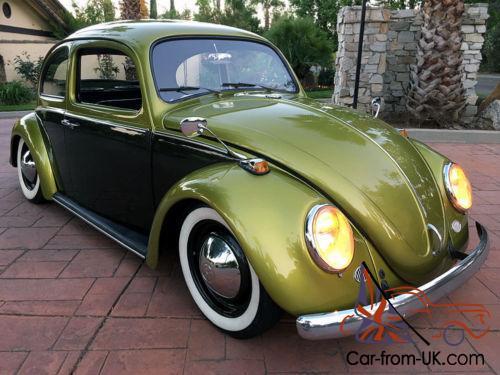 1964 Volkswagen Beetle - Classic Beetle