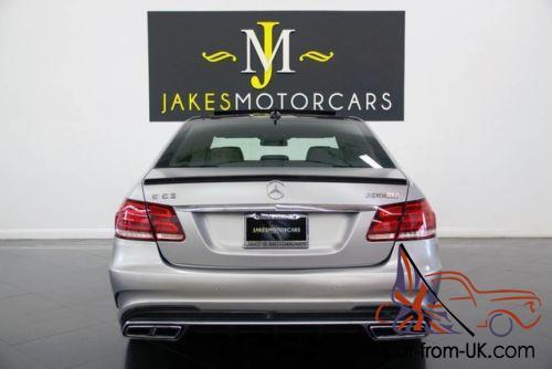 2014 Mercedes-Benz E-Class E63 AMG RENNtech ($118K MSRP)