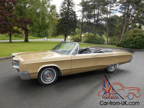 1967 Chrysler 300 Series