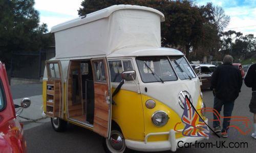 1965 Volkswagen Bus Vanagon