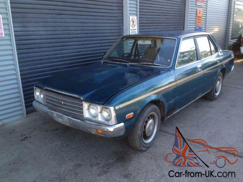 1978 Toyota Corona RT104 Sedan CS 2 litre 4 speed with ...