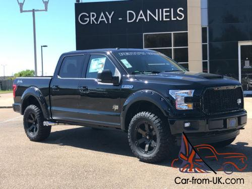 Grey Daniels Ford >> 2017 Ford F-150 XLT Petty's Garage No.4