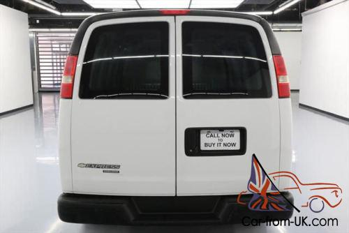 2014 Chevrolet Express 1500 4 3L V6 CARGO VAN PARTITION