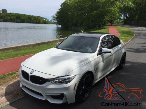 2015 Bmw M3 F80 For Sale
